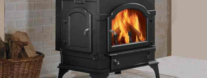 DutchWest Non-Catalytic Wood Burning Stove