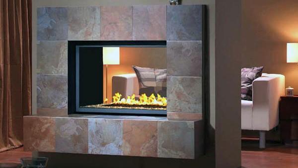 Montigo hl series see through fireplace impressive climate control montigo hl series see through fireplace teraionfo