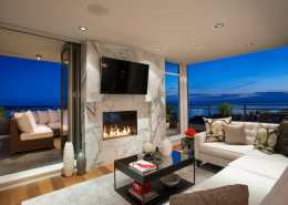 Indoor Outdoor Montigo R Series Fireplace