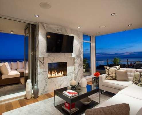 Indoor Outdoor Montigo R Series Fireplace