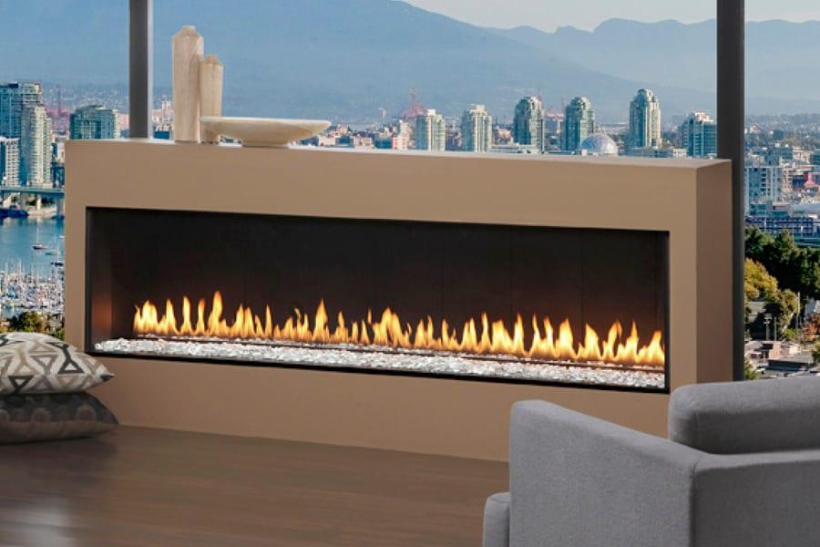 Montigo R320 Fireplace Impressive Climate Control