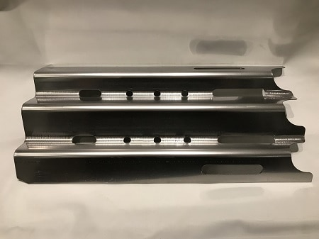 BBQ Stainless Steel Heat Plate