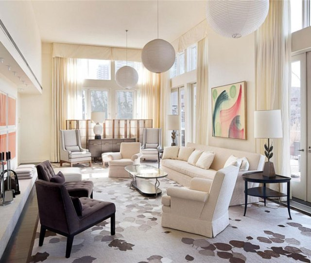 Luxury Living Rooms  Examples Of Decorating Them