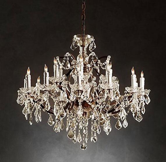C28 Beautiful Chandelier Designs 68 Modern Examples