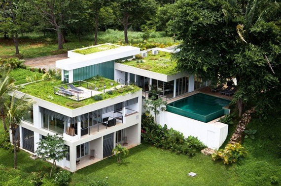 Black Beauty Tierra Villa 1 sustainable architecture
