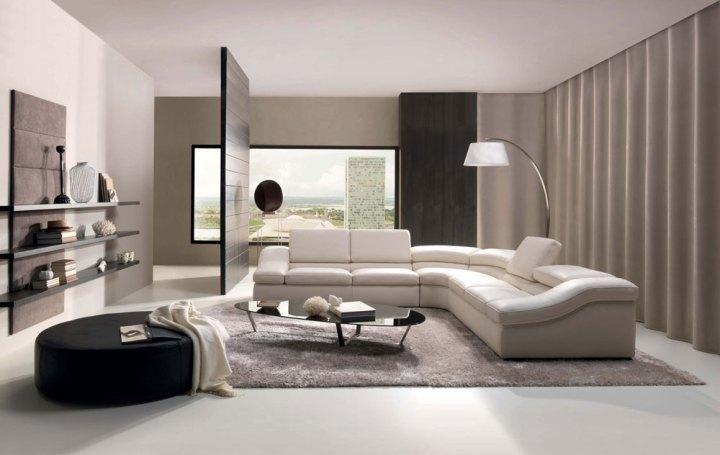 contemporary living room by dapa. interior designing ideas for ...