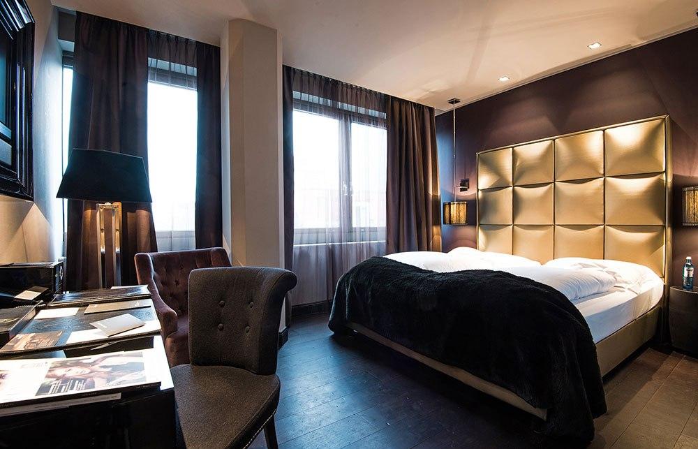 Hotel interior design rooms for Designhotel 54