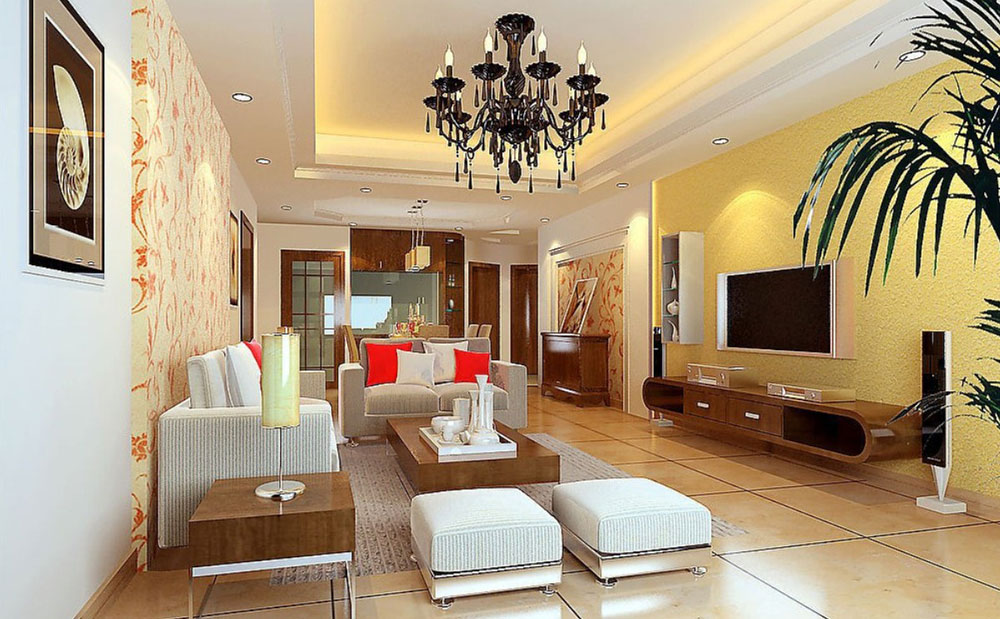 Ordinaire Want To Decorate Light Yellow Living Room Walls And Don T Know How