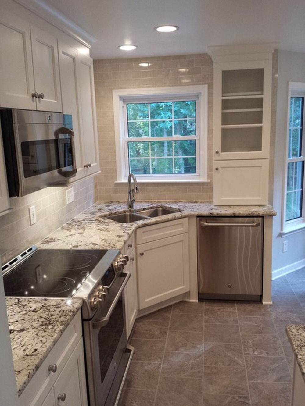 Corner Kitchen Sink Design Ideas To Try For Your House on Kitchen Sink Ideas  id=78153