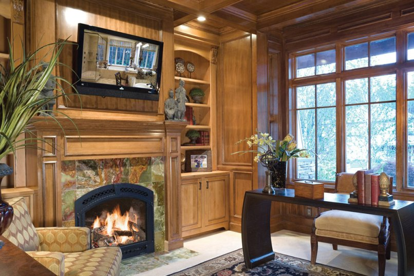 arts and crafts living room ideas | 1025theparty.com