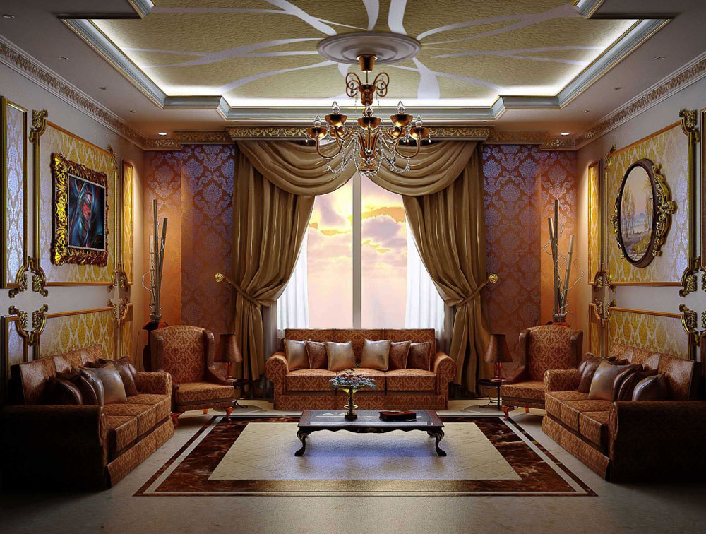Moroccan Interior Design Ideas Pictures And Furniture