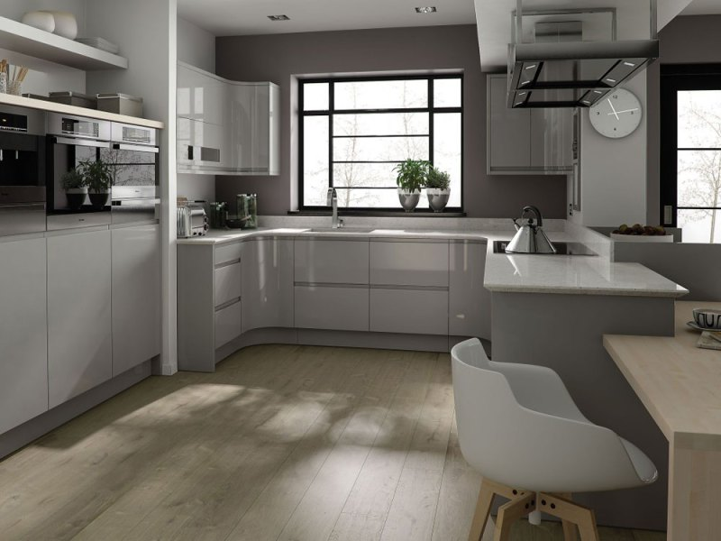 Stylish Grey Kitchen Inspiration For Exquisite Homes Stylish Grey Kitchen Inspiration For Exquisite Homes 4 Stylish