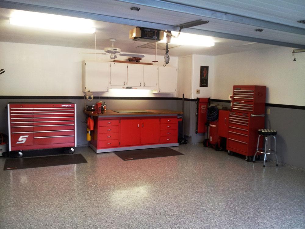 Garage Interior Design ideas To Inspire You on Garage Decorating Ideas  id=74856