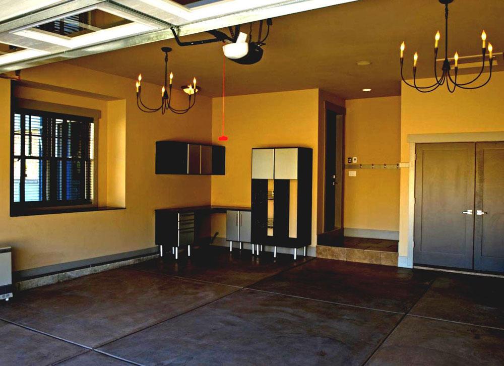 Garage Interior Design ideas To Inspire You on Garage Color Ideas  id=74070