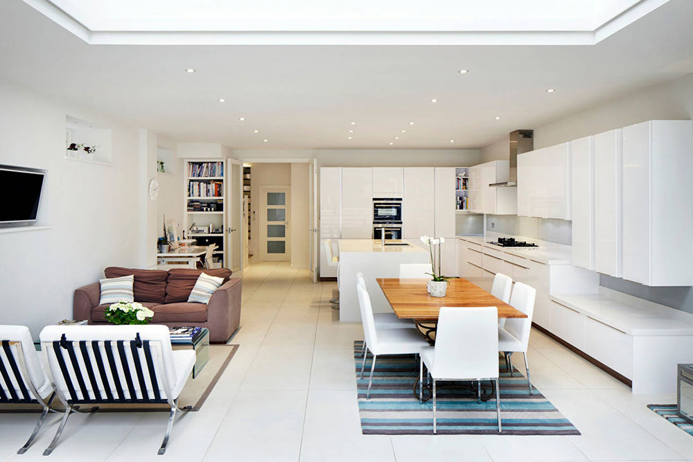 Open Kitchen Living Room Home Design Ideas And Pictures Part 51