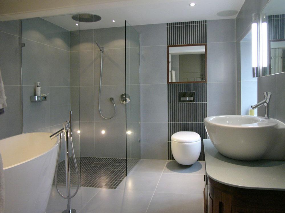 Gray Bathroom Ideas For Relaxing Days Gray Bathroom Design Ideas