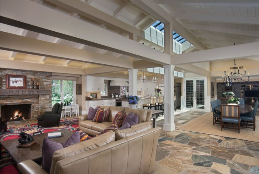 Open Floor Plan Colors and Painting Ideas Image 2 4 Open Floor Plan Colors and Painting Ideas
