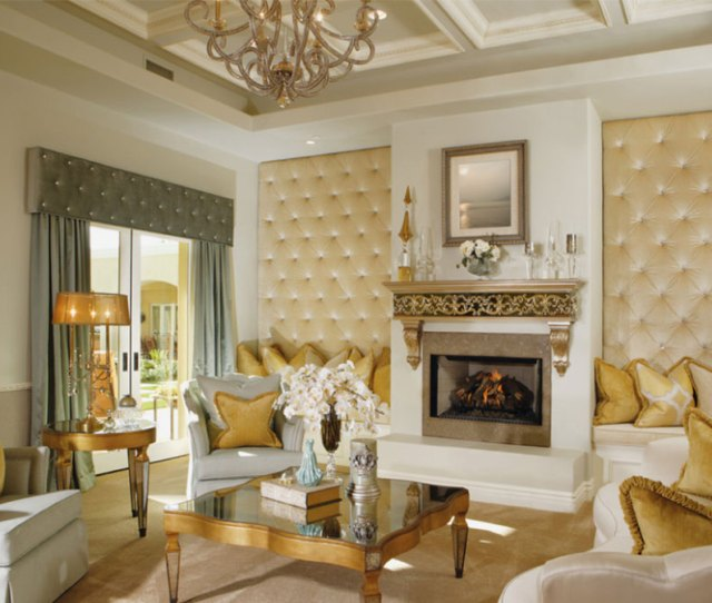 Chic Luxury By Guided Home Design Luxury Living Rooms