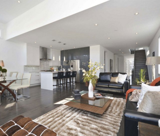Melbourne Ave By Neoteric Developments Inc Luxury Living Rooms