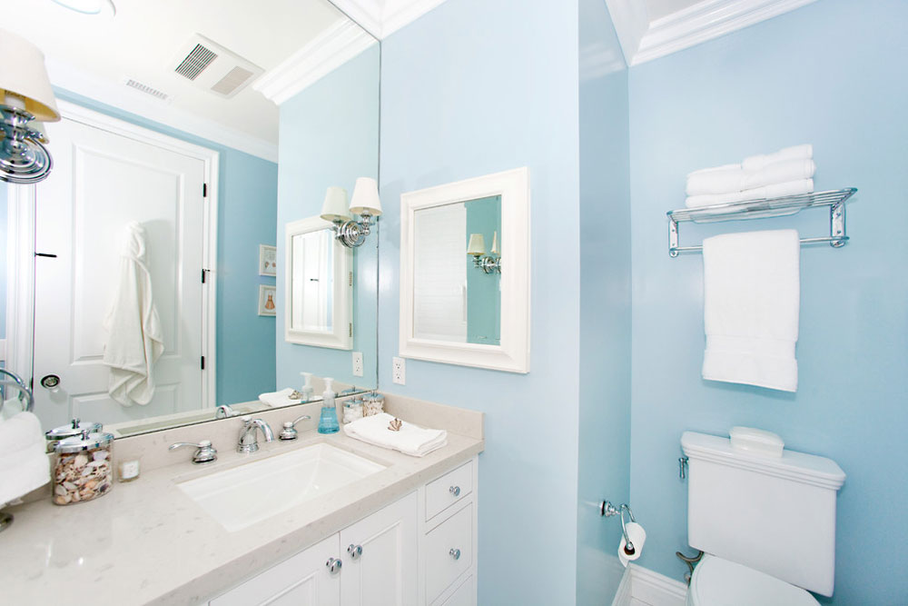 Blue bathroom ideas  Design  d    cor  and accessories Globus Builder by Globus Builder Blue bathroom ideas  Design  d    cor