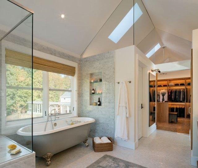 Master Bathroom By Rockefeller Partners Architects Farmhouse Bathroom Decor