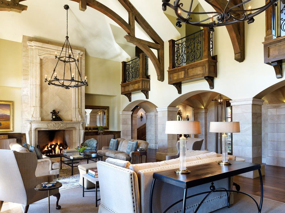 cathedral ceiling ideas lighting