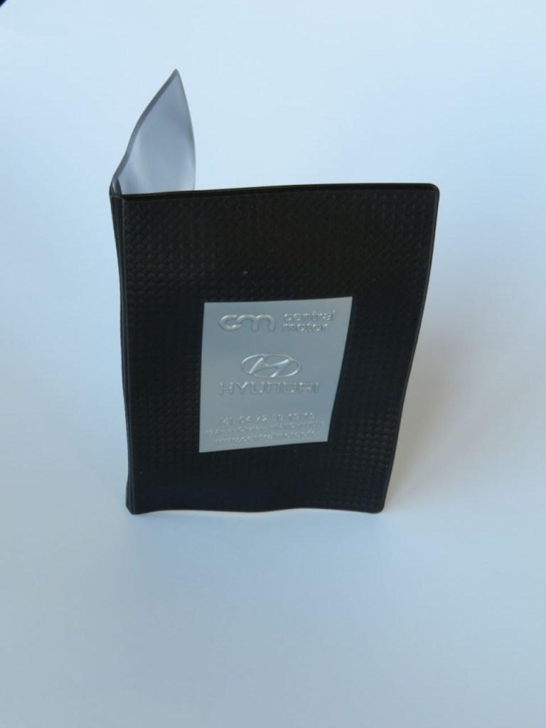 portefeuille-porte -passeport marquage sérigraphie
