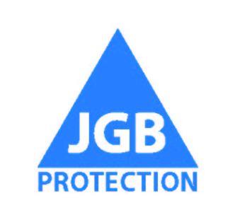 logo JGB Protection bleu
