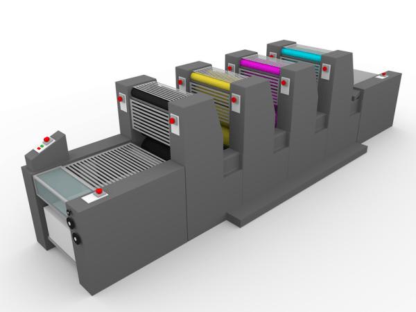 L'imprimerie offset, numérique ou rotative, que choisir ?