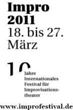 Logo Improfestival 2011
