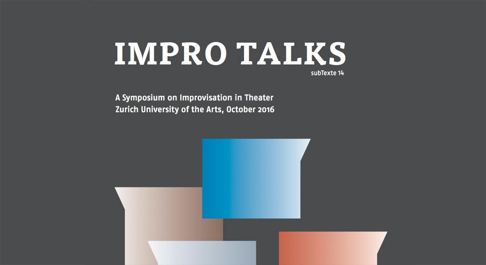 Impro Talks