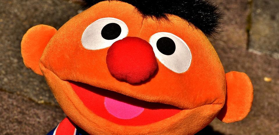 Waarom Ernie de ideale impro-speler is (maar je toch ook altijd een Bert nodig hebt)
