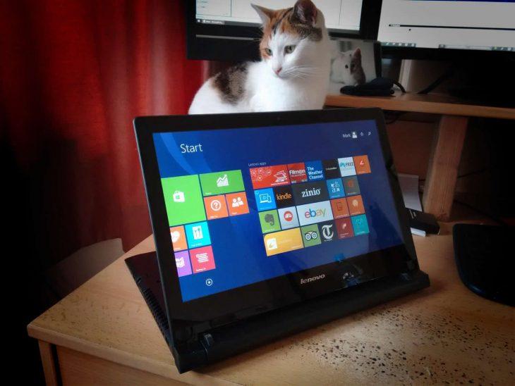 Lenovo Flex 2 14 1080p Clean Windows 8 1 installation - Improdia
