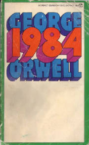 """The Cover of """"1984"""""""