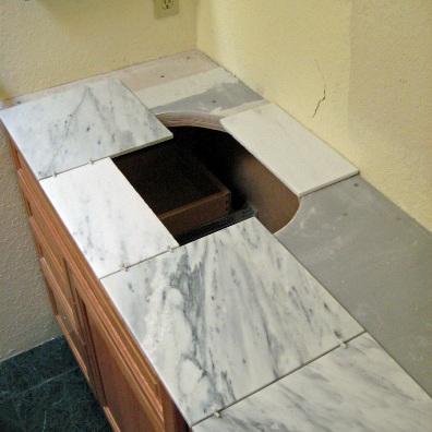 full bathroom remodel part 7 tile