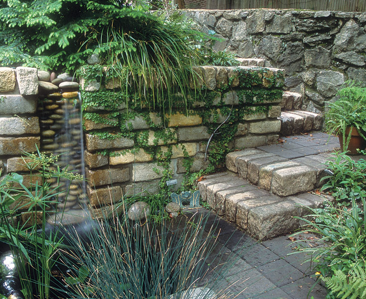 Small Backyard Water Features | Modern Diy Art Designs on Small Backyard Water Features id=21623