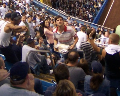 Rob yankies stadium