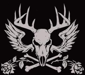 Deer-and-Crossbones