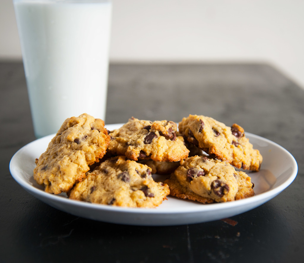 The Best and Easiest Chocolate Chip Cookie Recipe from Scratch