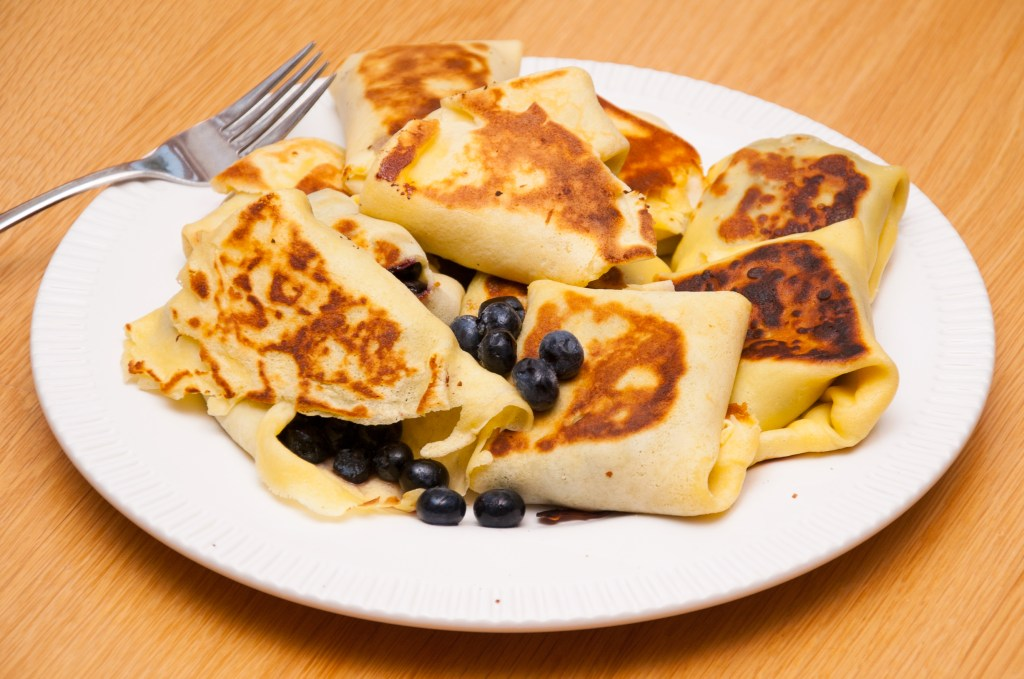 Easy Crepes Recipe