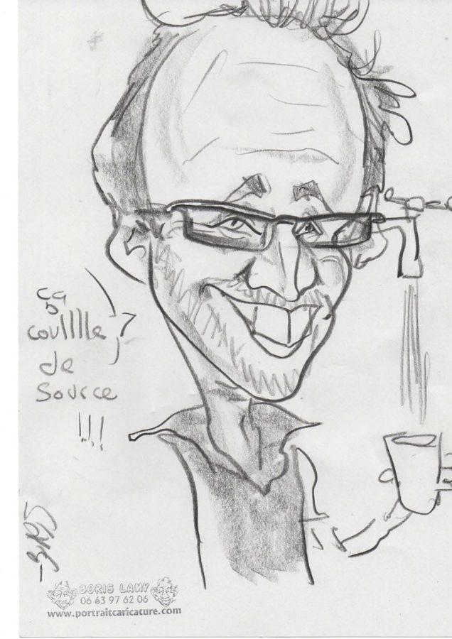 portrait Thierry PALAPRAT