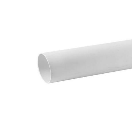 TUBO PVC SANIT DE 6 M X 76 MM