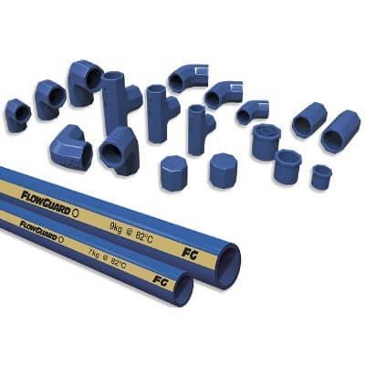 tuberia-flowguard-azul