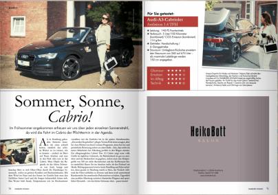Hamburg Woman Ausgabe 1/2014 _ Alster Verlag