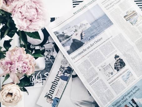 Hamburger Abendblatt und Berliner Morgenpost _ 1/1 Seite
