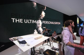 the ultimate personalisation