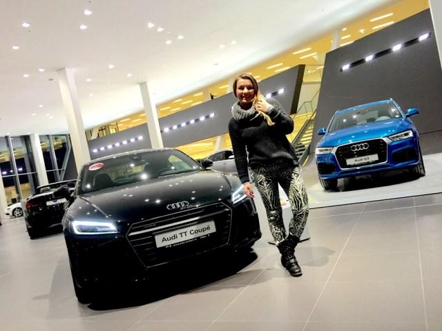 Audi terminal Auto Wichert _ 2015 _ baustopp _ eröffnung
