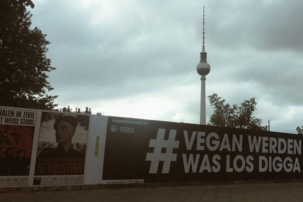 #VeganWerdenWasLosDigga
