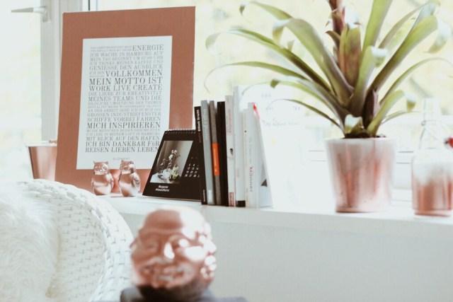 DIY: Home Accessoires Kupfer