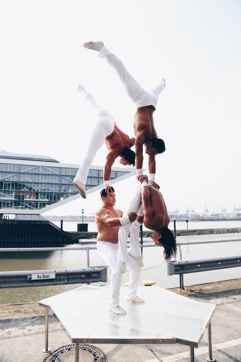 Messoudi Brothers : Zirkus Charles Knie